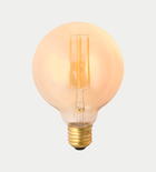 FSL LED 4w Filament bulb G95 amber - warm white