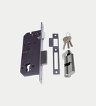 UNION Mortice Lock with 64mm Turn Profile Cyclinder