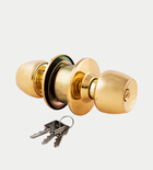 EUROTECH Cylindrical knob lock set